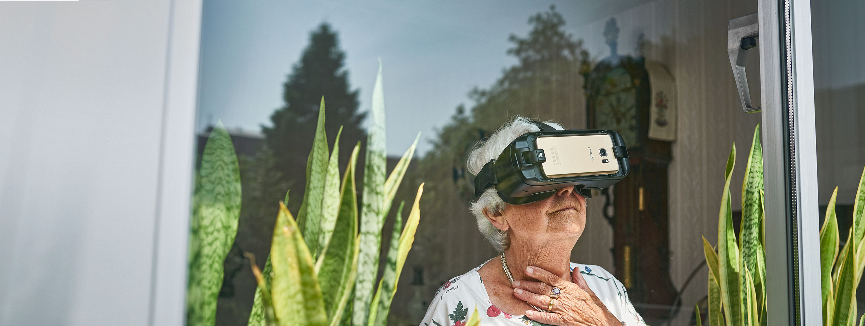 Elders VR - innovatie door Fabrique