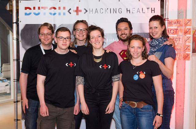 Hacking Health - Team Happy Heroes Fabrique
